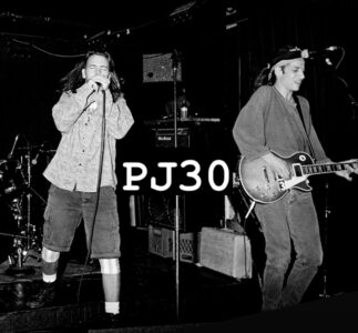 PJ30, celebrate the thirty years of Pearl Jam with us