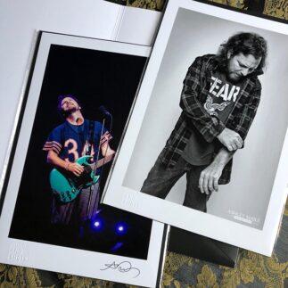 Henry Ruggeri: bundle dedicati ai concerti italiani dei Pearl Jam e di Eddie Vedder