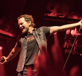 Pearl Jam's message for Joe Biden and Kamala Harris victory