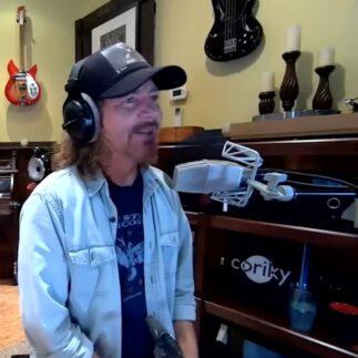 Eddie Vedder intervistato per la prima volta da Howard Stern