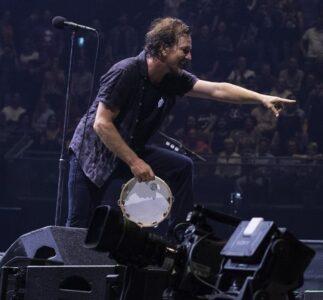 I Pearl Jam partecipano a un'asta di beneficienza per WMC