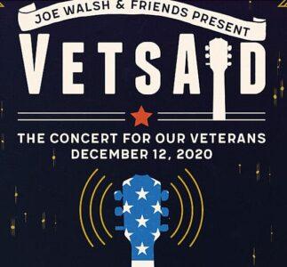 Eddie Vedder to perform at Joe Walsh's VetsAid Charity Concert