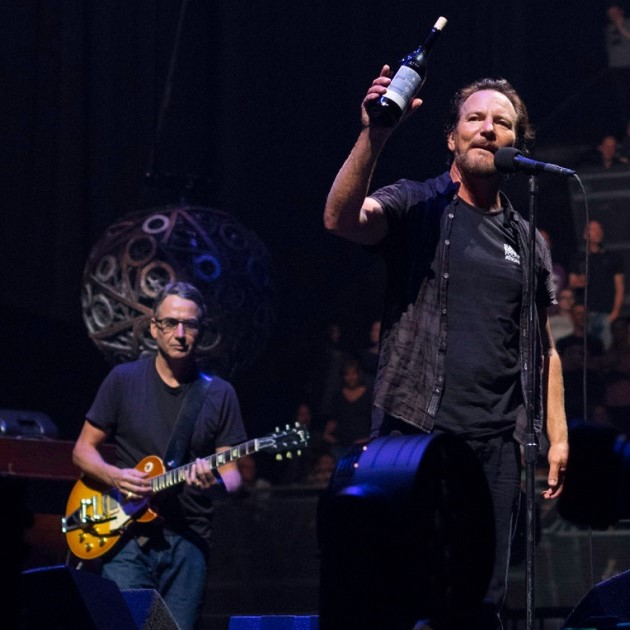 Stone Gossard talks about Pearl Jam's 2021 European tour