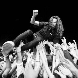 Pearl Jam Online Livestream con Aimone Romizi dei Fast Animals and Slow Kids