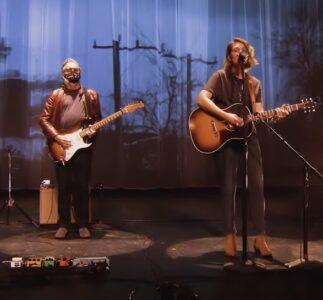 Brandi Carlile e Mike McCready | 01/12/2020 Peace Through Music