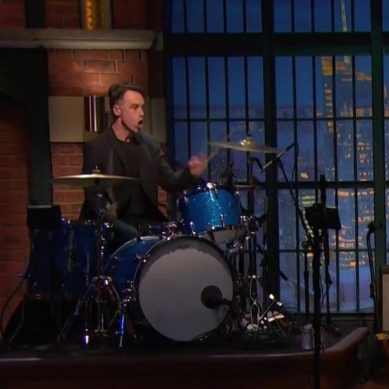 Matt Cameron | 01/02/2021 Late Night with Seth Meyers