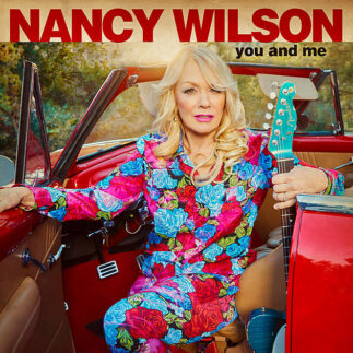Nancy Wilson's first-ever solo album to feature Pearl Jam and Bruce Springsteen covers