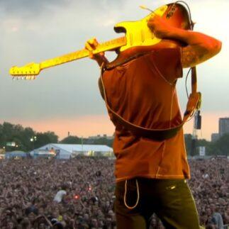 Pearl Jam: Hyde Park 2010 full streaming video concert