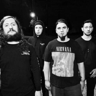 Listen to Antagonist's cover of Pearl Jam classic Spin the Black Circle