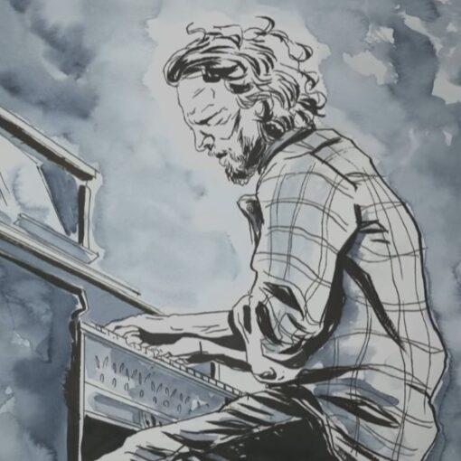 Eddie Vedder, da oggi in vendita il vinile del singolo Matter Of Time