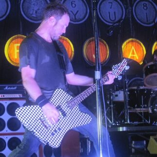 Jeff Ament nel podcast Sonics Forever