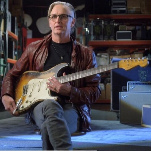 Mike McCready 1960 Stratocaster replica now on sale
