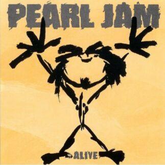 Record Store Day 2021: in uscita il vinile e la musicassetta di Alive dei Pearl Jam