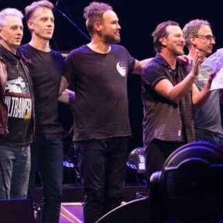 Pearl Jam Pop! figures from Funko coming soon