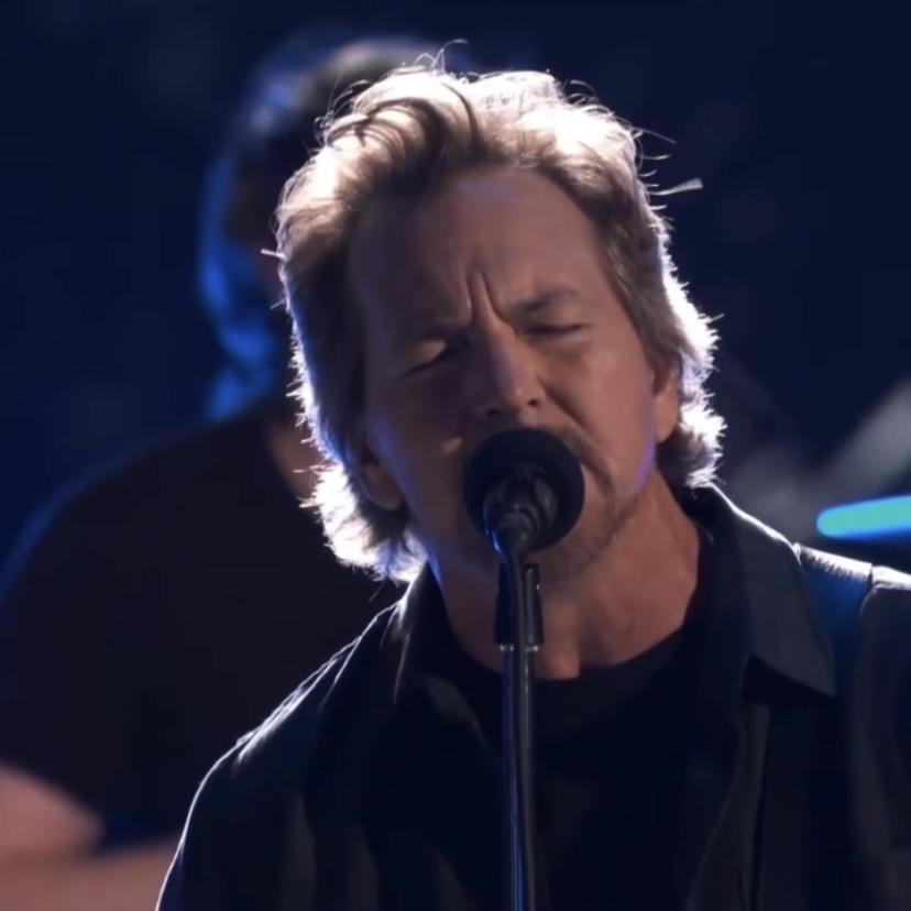 Eddie Vedder | 08/05/2021 VAX LIVE: The Concert To Reunite the World