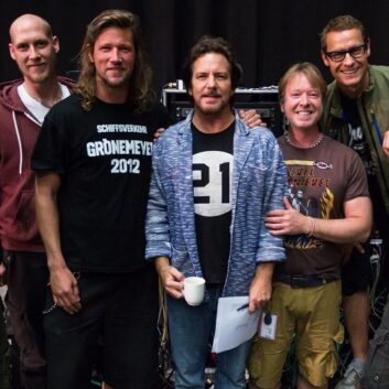 Intervista a Blue Leach, il regista che ha diretto i recenti video vault dei Pearl Jam