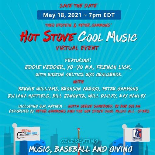 Eddie Vedder parteciperà all'edizione virtuale di Hot Stove Cool Music