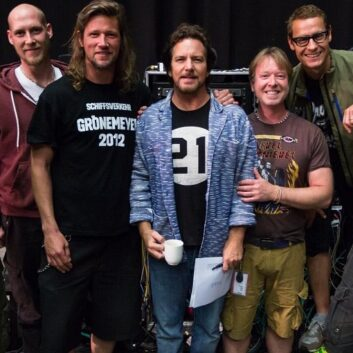 Interview with Blue Leach, the filmmaker behind Pearl Jam's Video Vaults