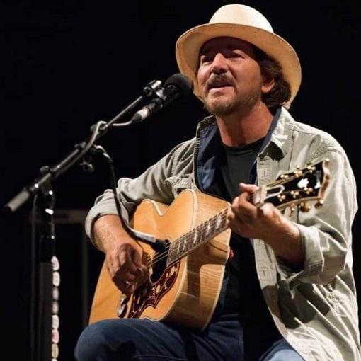Eddie Vedder ha scritto la colonna sonora del nuovo film di Sean Penn