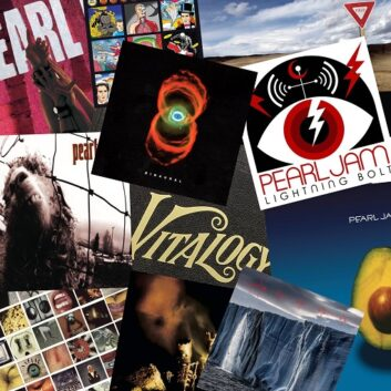 Tutti gli album dei Pearl Jam, dal meno riuscito al loro capolavoro