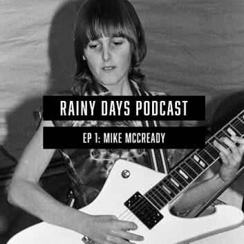 Danny Newcomb launches Rainy Days podcast featuring Mike McCready in episode one