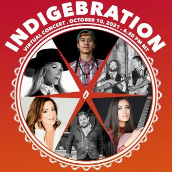 Celebrate Indigenous Peoples' Day with Jeff Ament, Portugal. The Man, Robbie Robertson