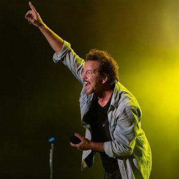 Pearl Jam: 2021 official bootlegs