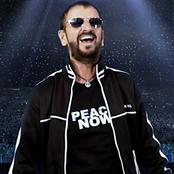 Ci sarà anche Ringo Starr nel nuovo album solista di Eddie Vedder?